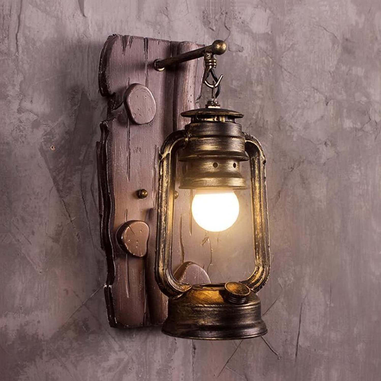 Retro Wandleuchte Kreative Persnlichkeit Restaurant Bar Tischlampe American Iron Kerosin Lampe Gang Wandleuchte YDYG