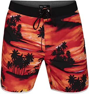 Hurley Men's M Phantom Waikiki 18' Boardshort