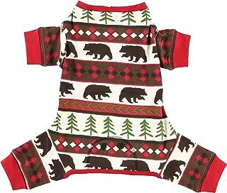 Family Matching Christmas Pajamas by LazyOne | Bear Essentials Holiday PJ Onsie