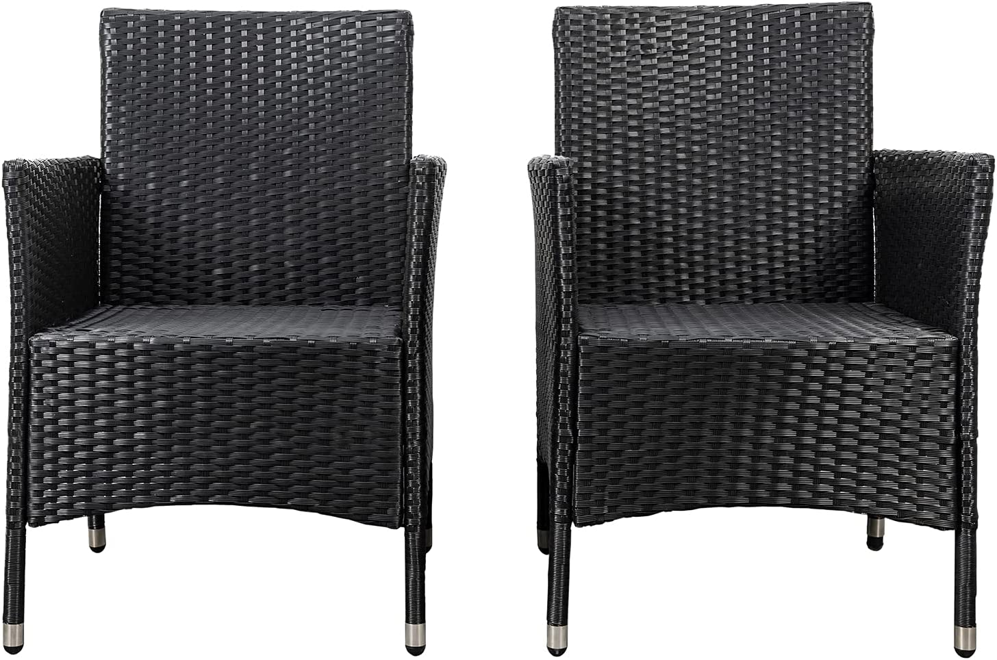 SALE開催中 Outdoor Patio Furniture Sets Oversized 新商品 Wicker Se Chairs PE