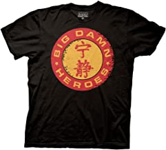 Ripple Junction Firefly Big Damn Heroes Serenity Shield Adult T-Shirt