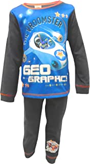 Go Jetters The Vroomster Boys Two Piece Pajama Set