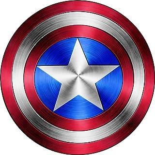 Captain America Shield Vinyl Sticker Decal *SIZES* (4