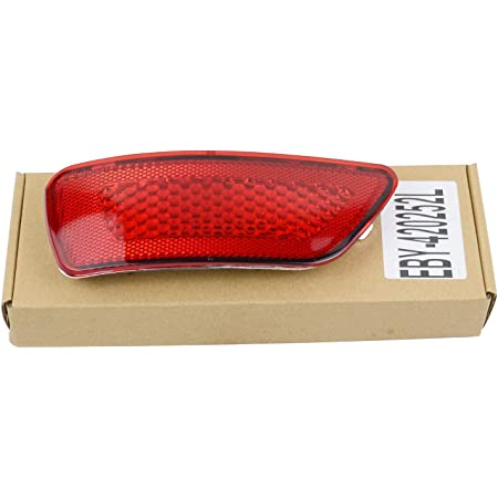 Pair Rear Reflector Light Lamps 57010720AC,57010721AC For Je ep Grand Cherokee Compass GELUOXI
