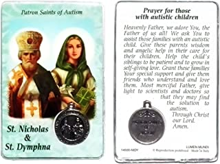 patron saint of autism