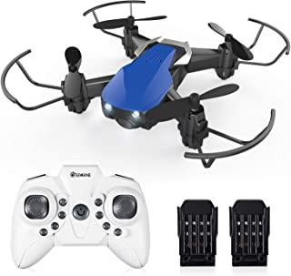 Mini Drones for Kids and Adults, EACHINE E61H Macro Drone RC Nano Quadcopter with Auto Hover for...