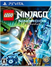 LEGO Ninjago: Nindroids PS Vita SONY PLAYSTATION JAPANESE IMPORT