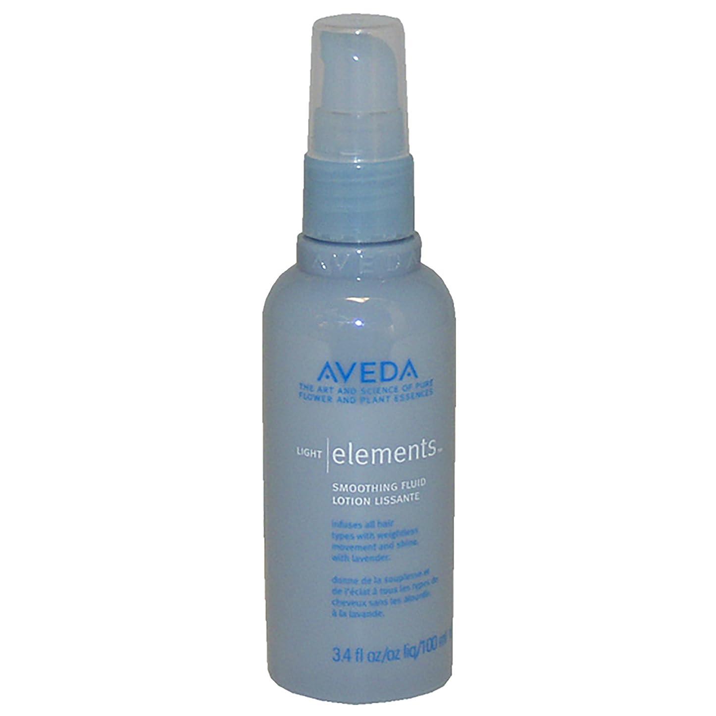 報告書フェッチ納税者Aveda Light Elements Smoothing Fluid 100ml [並行輸入品]