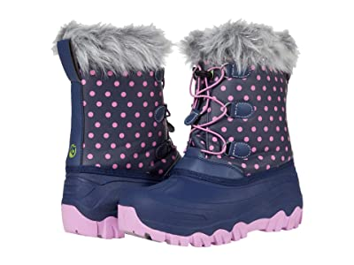 Western Chief Kids Arcterra Snow Boot (Toddler/Little Kid/Big Kid) (Navy) Girls Shoes