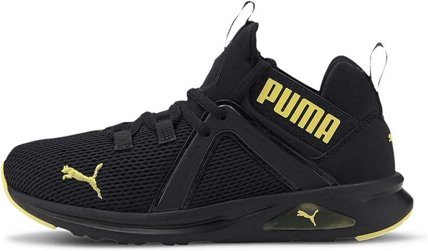 PUMA Enzo 2 Weave Jr, Chaussure de Piste d'athlétisme Mixte Enfant