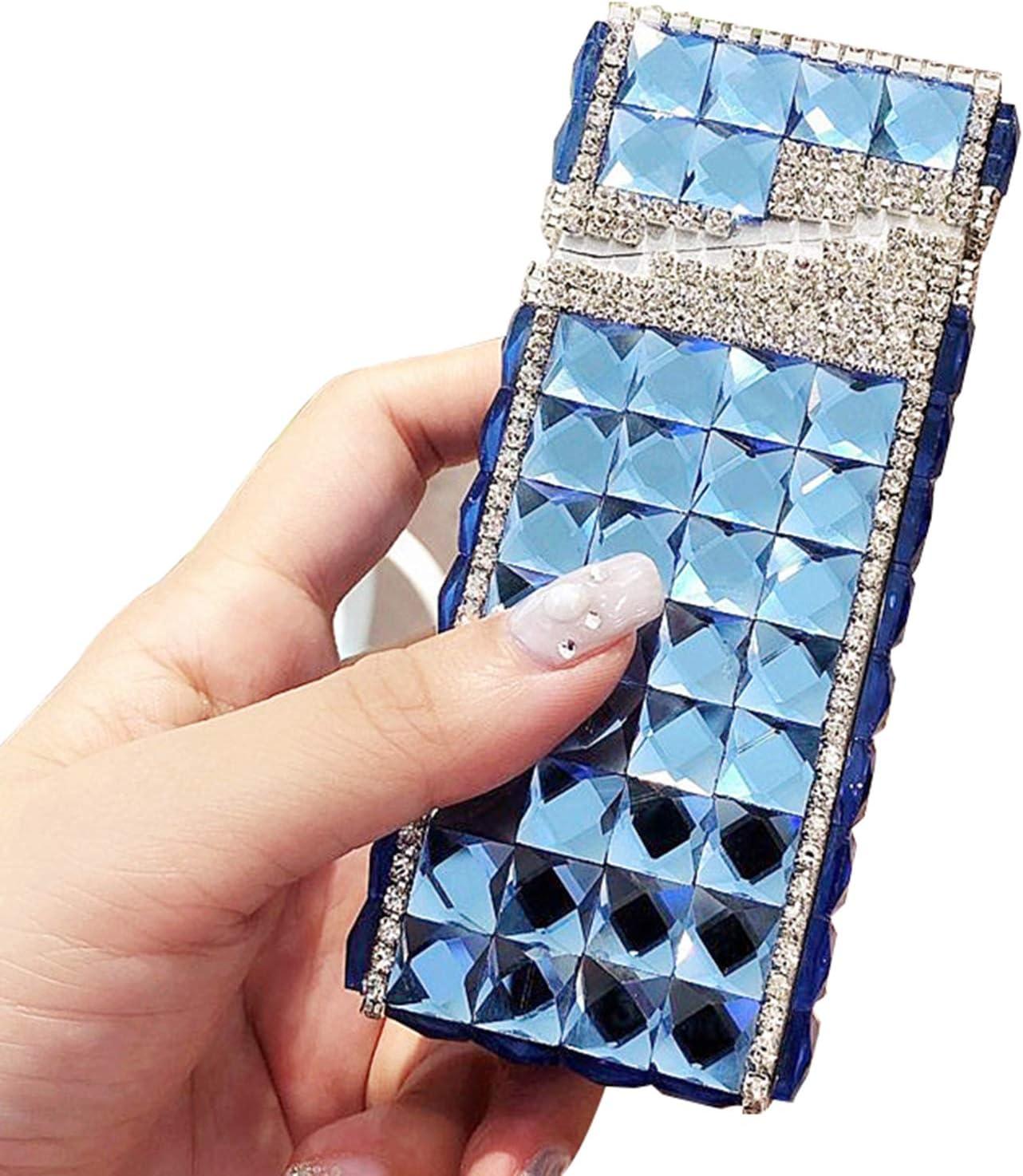 Long Beach Mall HEKQ Women's Cigarette Case Bl Sale special price Portable Box Alloy