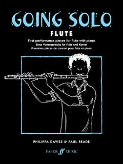 Going Solo: First Performance Pieces for Flute with Piano