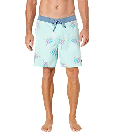 Quiksilver Surfsilk Washed Sessions 18 Boardshorts