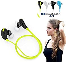 VOLTAC Professional Bluetooth 4.1 Stereo Sports Headphones, Hands-Free, Calling (159738, Multicolour)