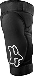Fox Racing mens Launch D3O Knee Guard , Black, Small