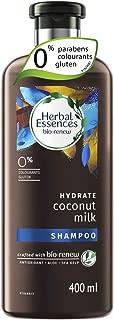 Herbal Essences bio: renew Coconut Milk SHAMPOO, 400 ml, No Parabens No Colorants