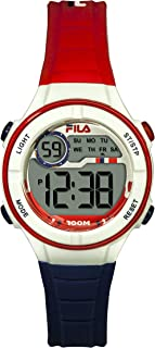 Boys Watches Ages 7-10 - Kids Digital Watch - Gifts for 11 Year Old Boys - Gifts for 10 Year Old Boy - Kids Sports Watch - Boys Digital Watch - Kids Silicone Watch - Kids Fila Watch