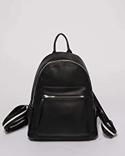 Black Tay Tassel Backpack