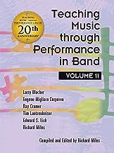 Teaching Music through Performance in Band, Vol. 11