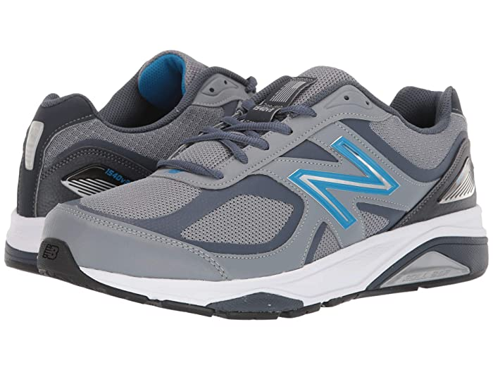 New Balance  1540v3 (Marblehead/Black) Mens Shoes