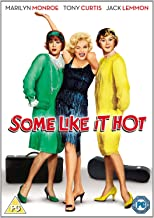 Some Like It Hot DVD [Reino Unido]