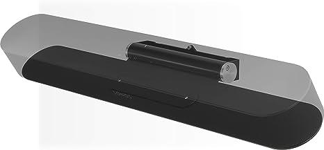 mit Einfachem Kabelzugang Mounting Dream Soundbar Wandhalterung f/ür Sonos Beam MD5430-B-03 Vollst/ändiger Montage-Hardware-Bausatz Inklusive