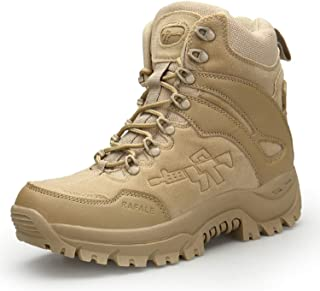Homme Jungle Coyote OTB Combat Boot Police Armée Militaire À Lacets Bottes Taille UK 8