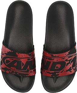 Tango Red Camo/Black