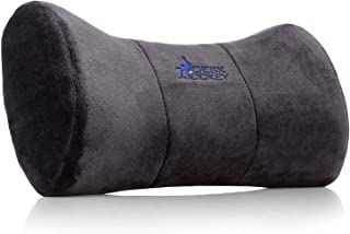 Headrest Neck Support Cushion - Clinical Grade Car Pillow Cushion - Extra Firm - For Chairs Recliners Driving