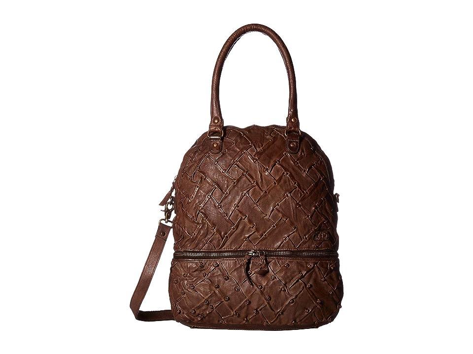 c019506f5d16 Bed Stu Chrissy (Olive Rustic) Handbags