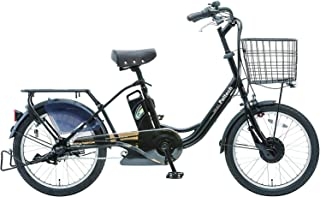 【100%完成車納品】 PELTECH(ペルテック) 電動アシスト自転車 20インチ内装3段 TDN-207L 8AH