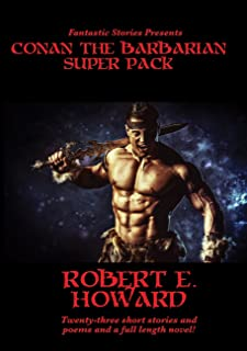 Fantastic Stories Presents: Conan the Barbarian Super Pack