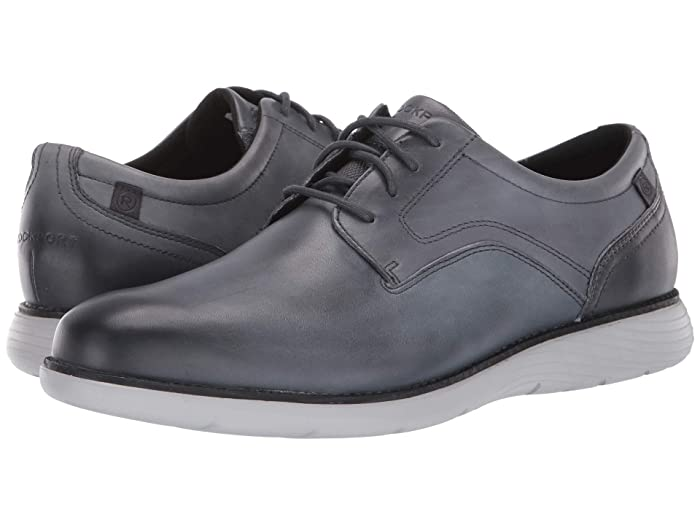 Rockport  Garett Plain Toe (Castlerock Grey Gradient) Mens Shoes
