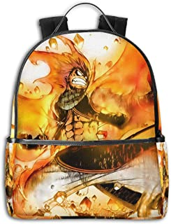 Fairy Tail Anime Fans Backpack Fashion School Star Printed Bag