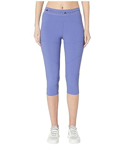 adidas by Stella McCartney Run Adizero 3/4 Tights DW6799 (Joy Purple) Women