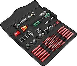 Wera 5135926001 Kraft form Kompakt W1 Wartung Maintenance Bit Set with Handle and Inter-Changeable Blades 35 Pieces, 35 Pi...