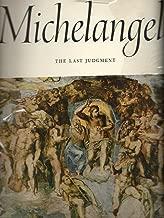 MICHELANGELO LAST JUDGMENT ABRAMS 16 COLOR PRINTS CATALOG