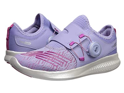 New Balance Kids FuelCore Reveal (Big Kid) (Clear/Amethyst/Carnival) Girls Shoes