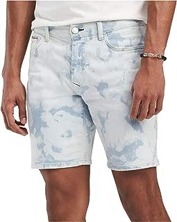 """TOMMY HILFIGER Men's Denim 6"""" Shorts"""