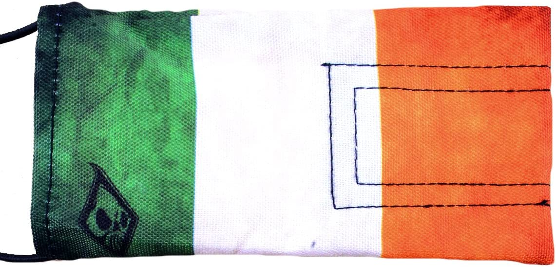 Wicked Sports Paintball Barrel Cover - Flag Distresse Department store Ranking TOP5 Irish Sock