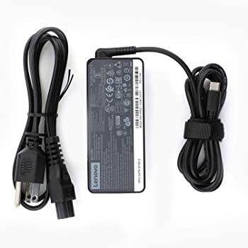 New Genuine Lenovo ThinkPad 65 Watt 20V 3.25A Type-C USB AC Adapter ADLX65YDC2A