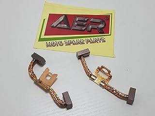 supporto avviamento per spazzola in carbonio adatto per ACCORD ODYSSEY 2.2L 31208-P0G-A01 31208-P0G-A02 Porta scopino in carbonio