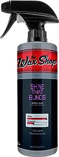 the Wax Shop 50962 Shine That Blinds Spray Wax-16oz