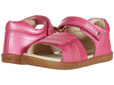 Bobux Kids I-Walk Hampton (Toddler) (Strawberry Comet) Girls Shoes