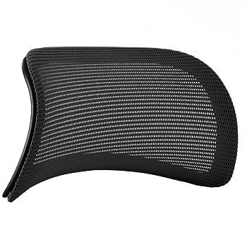 オカムラ オプションパーツ 大型ヘッドレスト コンテッサ専用 ブラック CM501B-FBC1