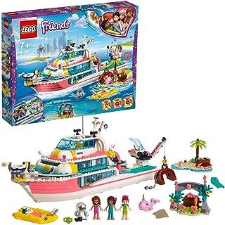 Lego Rescue Mission Boat, Multi-Colour