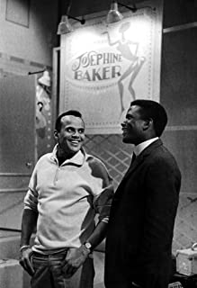 Film still of Harry Belafonte and Sidney Poitier Photo Print (8 x 10)