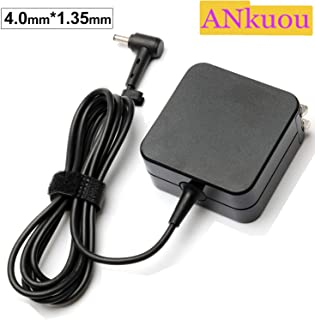 ANkuou 19V 2.37A 45W Laptop Power Supply Notebook Charger for Asus Zenbook Prime UX330 UX330U UX305 UX305C Asus X540 X541 X553 X553M K556UQ Asus Taichi 21 31 ASUS AC Adapter 4.0 1.35mm