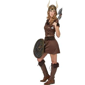 Generique - Disfraz vikinga Sexy Mujer M: Amazon.es: Juguetes y juegos