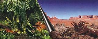 EBI tło fotograficzne, 120 x 50 cm, dżungla